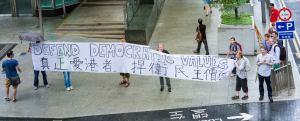 The Hong Kong Democracy Debate