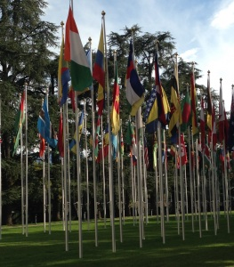 Delegation to the 27th Session of the United Nations Human Rights Council 2014