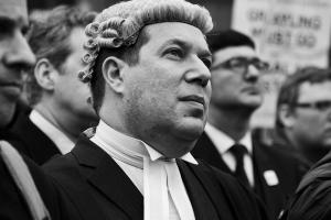 So you want to be a barrister- Chris Beckett