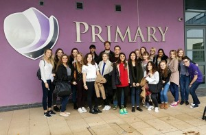 Pro Bono Society 'Aspire' Visit to Nottingham Primary School