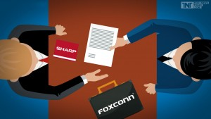 Foxconn and Sharp: A Match Made in Heaven?