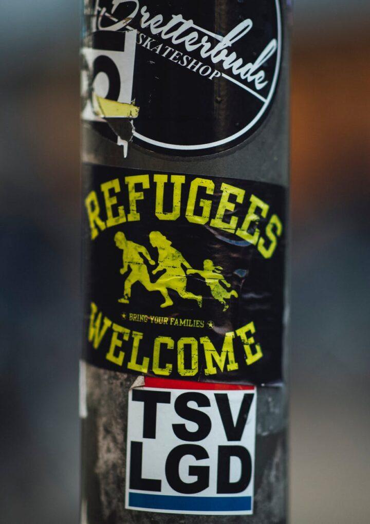 The Refugee's Struggle