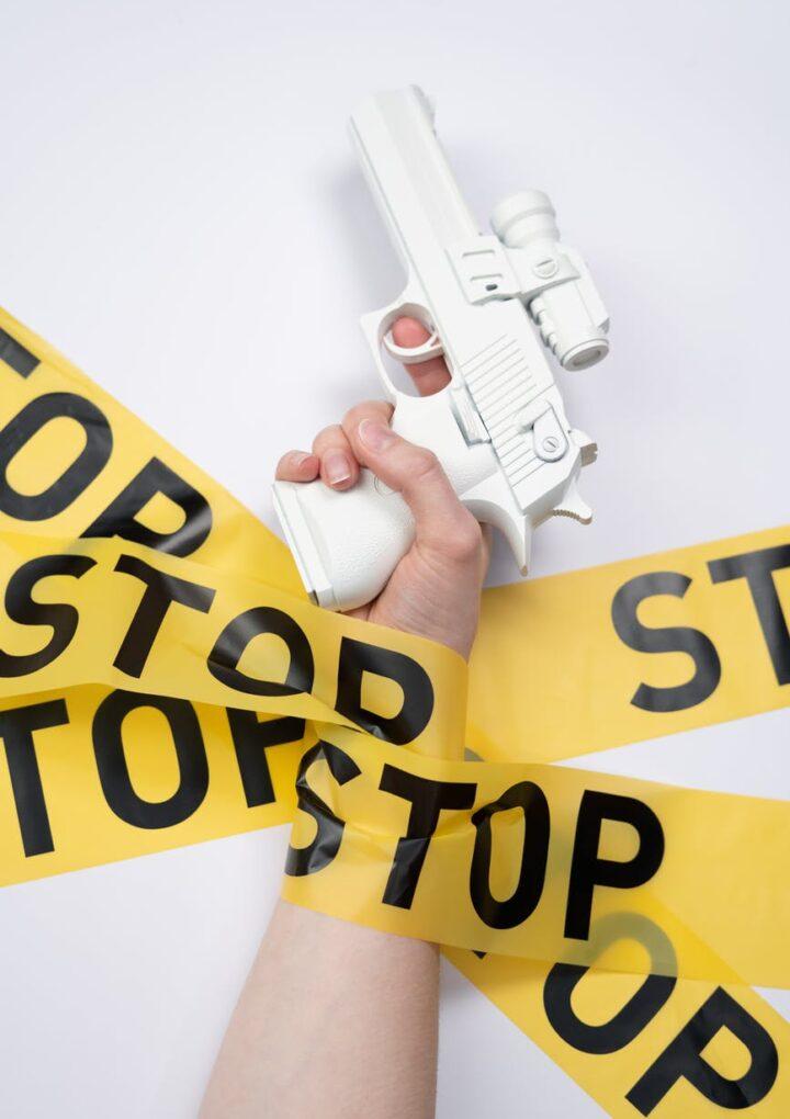 Why Won't We Talk About Guns?